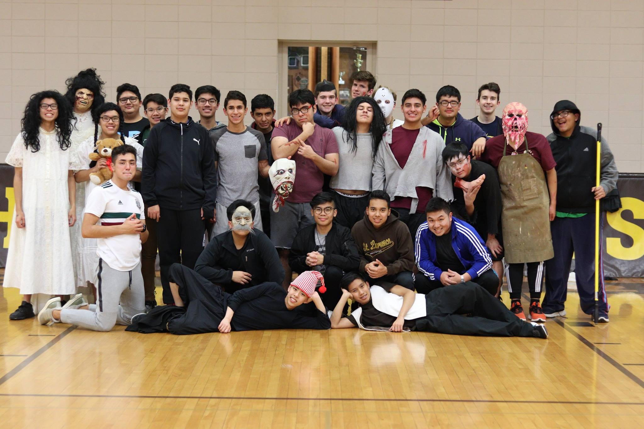 Feel the Spirit: SLS Celebrates Spirit Week