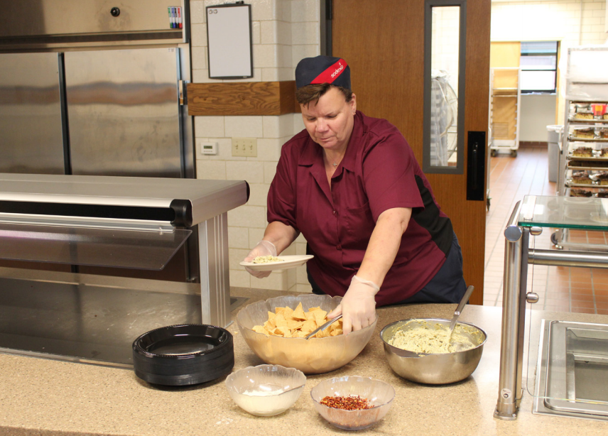 Student Blog: Cookin' It Up With Chef Cindy